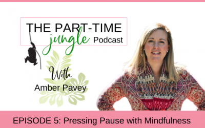 e005 – Pressing Pause with Mindfulness