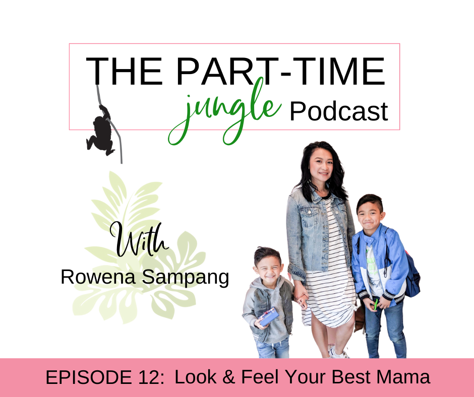 Rowena Sampang shares strategies for success, looking and feeling your best in clothes that fit, the winning formula for shopping for clothes online, and having fun and being authentic and vulnerable on social media.