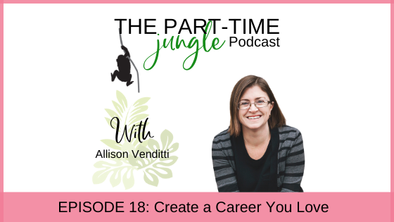Allison Venditti, of Careerlove, talks about supporting moms in returning to work after maternity leave, proposing a job share or flexible work trial period, and how it's okay to not be okay.