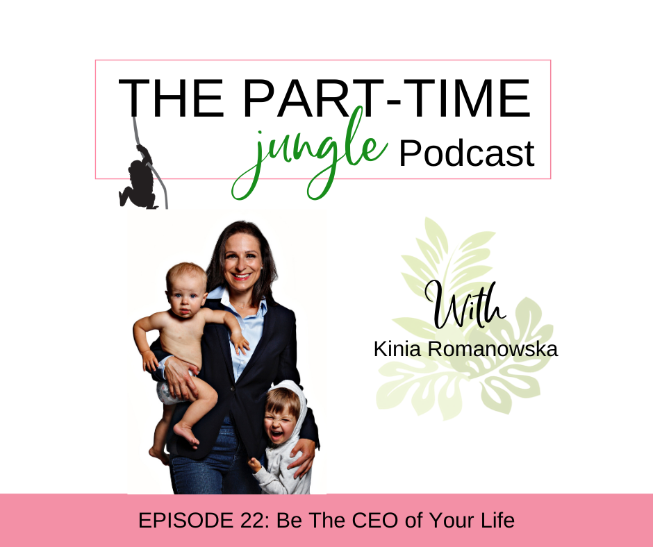 Kinia Romanowska, the founder and CEO of Pros&Babes, talks about getting clear on your core values, being the CEO of your life, and how you can find so much joy and happiness in the simplest things when you live in a way that is true to your values and you take leaps of faith.