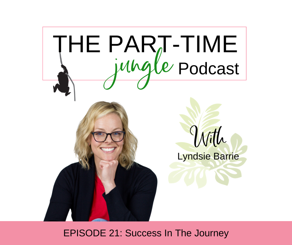 Lyndsie Barrie, of YYV Fempreneurs, talks about celebrating success in the journey, creating a team, & getting consistent with boundaries & batching to be more intentional and productive with your time.