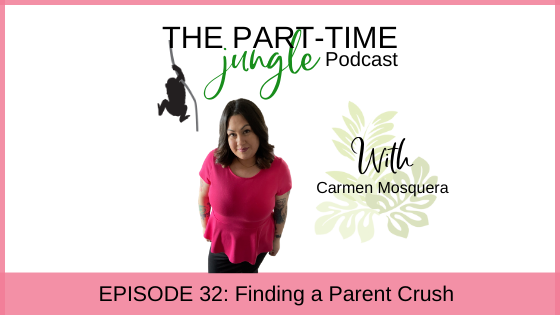 Carmen Mosquera, the owner of Parent Crush, talks about the importance of planning, how relationships are key to success, being present for our kids, and learning from our mistakes.
