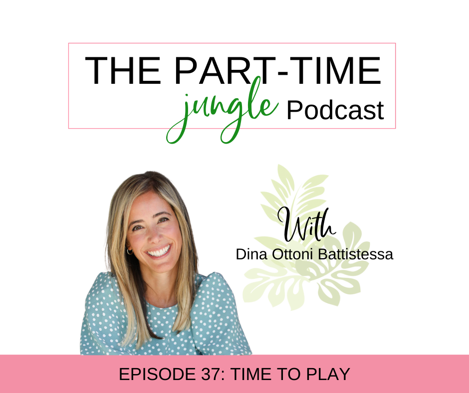 Dina Ottoni Battistessa, of Akidemy Preschool and Move Play Mom, talks about the importance of play and sensory play and how simple living and carving our time with structure and routine help her and her family live their best lives.