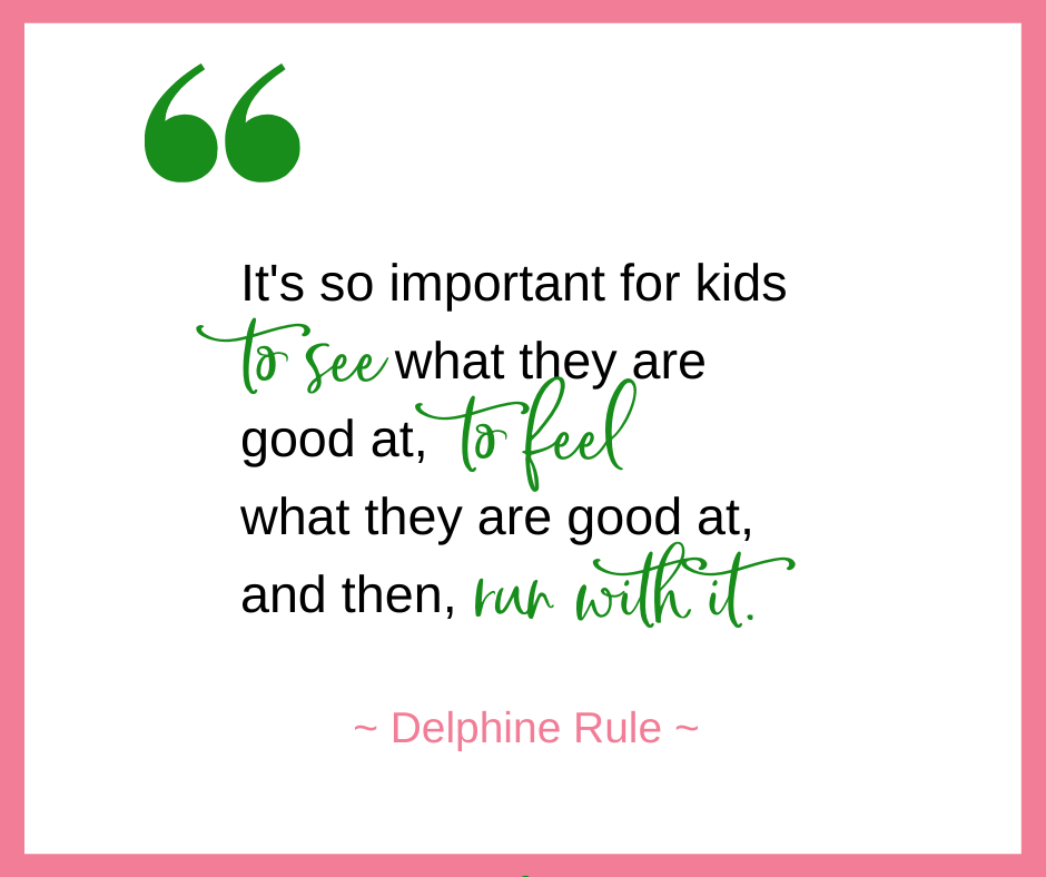 Delphine Rule, of Access to Education, talks about how kids learn differently because their brains are wired differently.