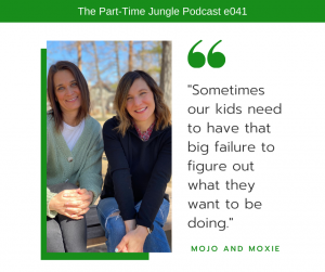 Danni Mcfarland & Christine Klassen of Mojo and Moxie talk about the importance of our kids experiencing failure and the learning that comes from this.